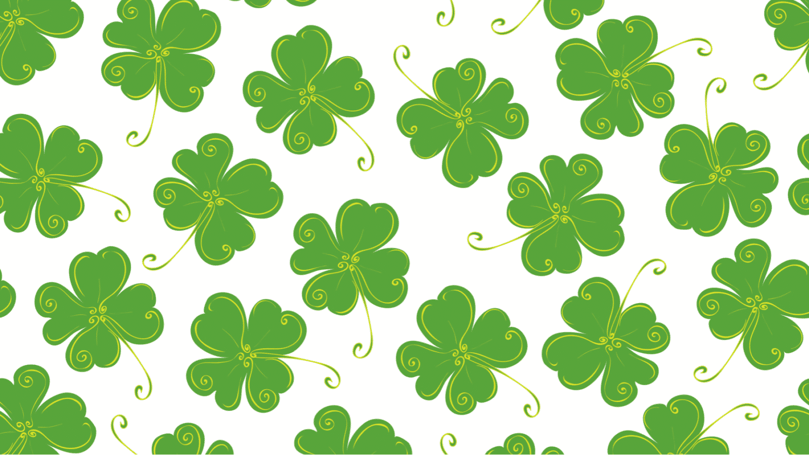 St patricks day is next tuesday how will you celebrate animatron is celebrating with a new animation on our landing page where a four leaf clover brings gold and rainbows to animatron hero and animatrini biocorpaavc
