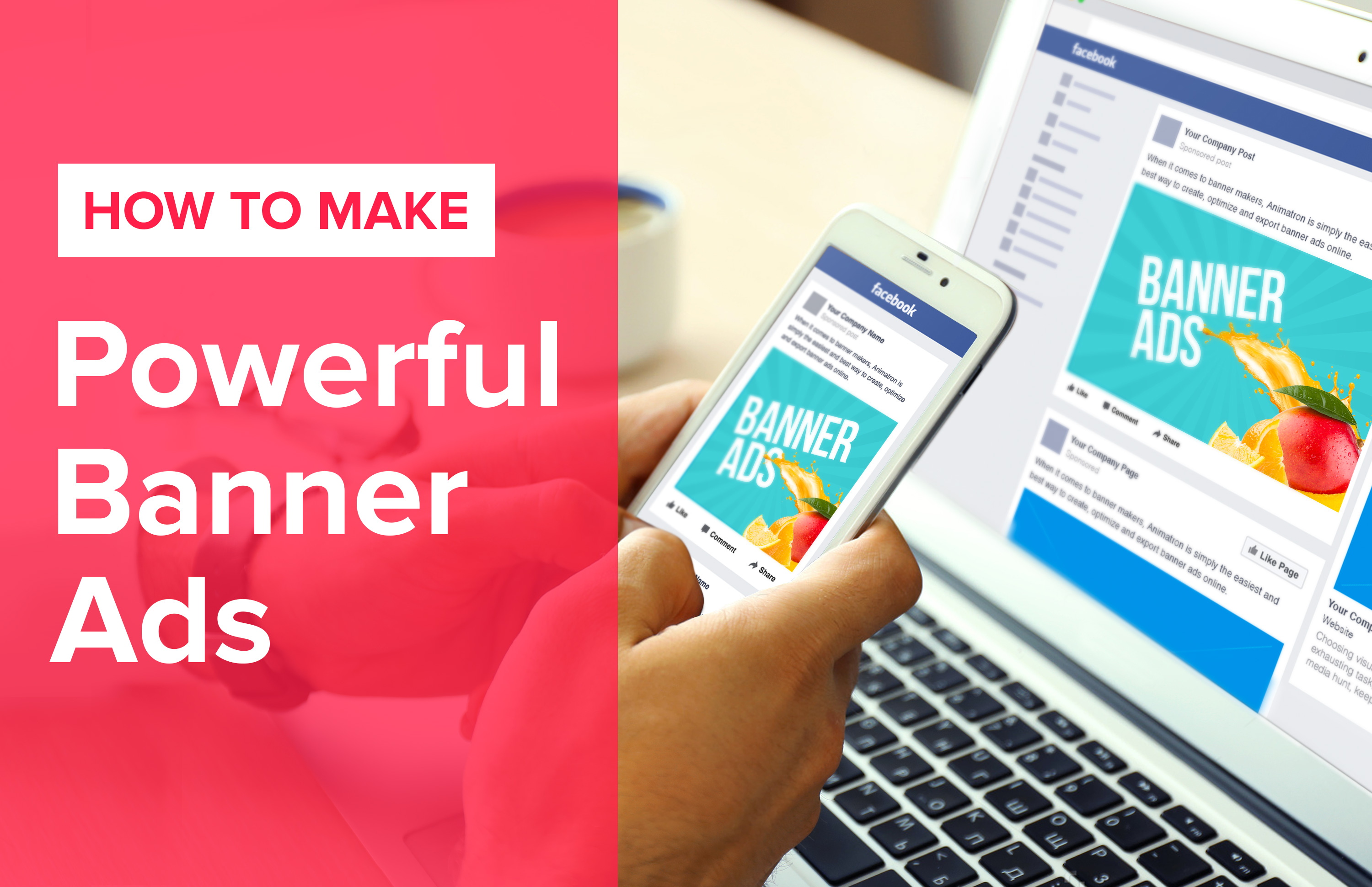 How to Make Powerful Banner Ads | Wave video Blog