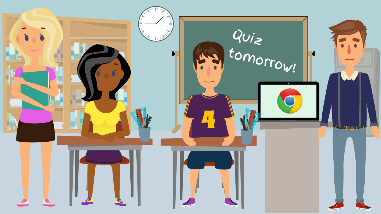 The Chromebook Classroom Brings New Opportunities | Animatron's ...