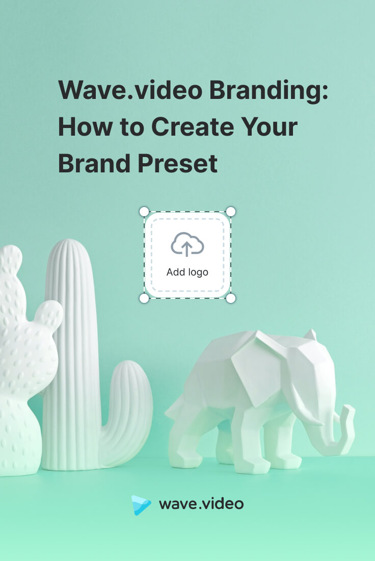 How to create brand preset