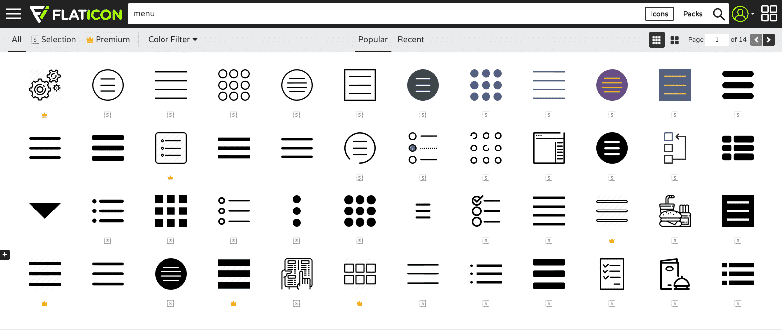 How to Find Icons