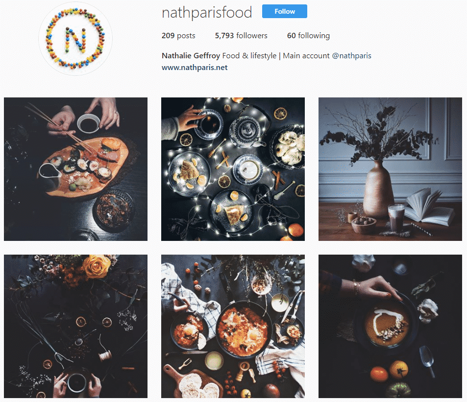 Instagram for business examples