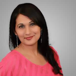 Salma Jafri, a video marketing strategist