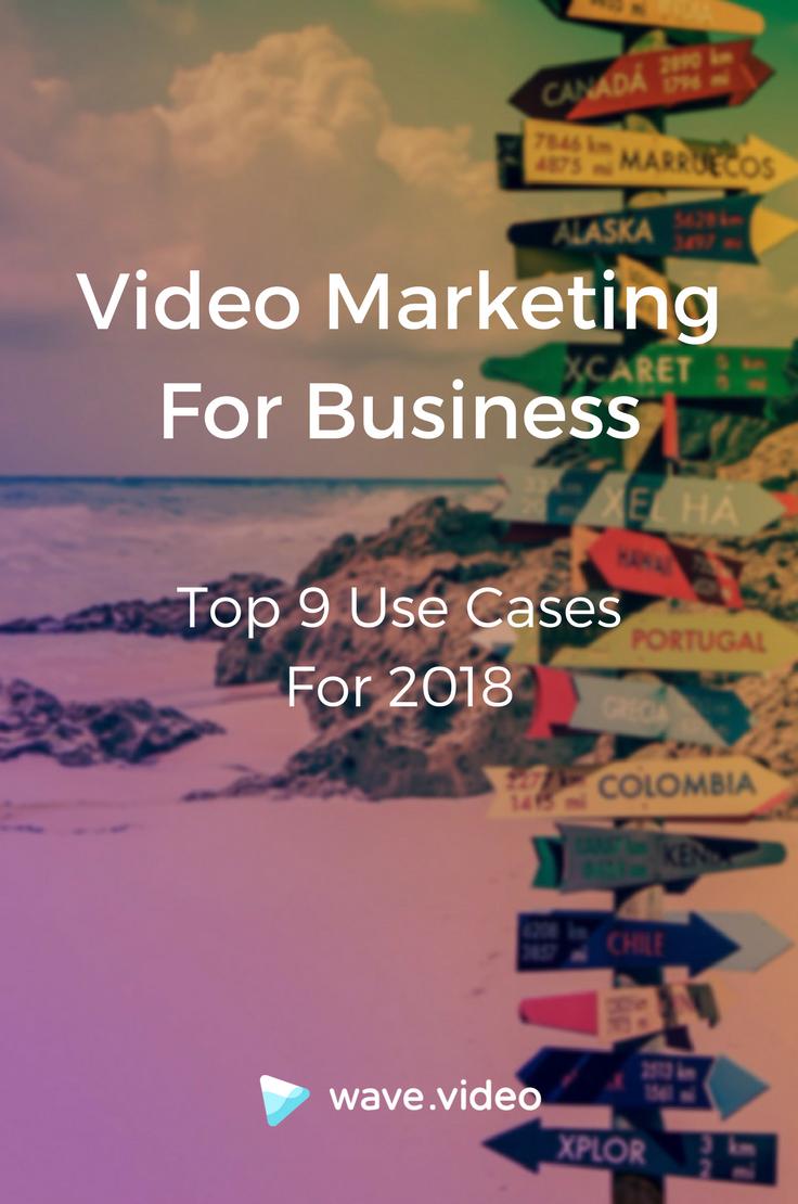 VideoMarketing for Business Pinterest
