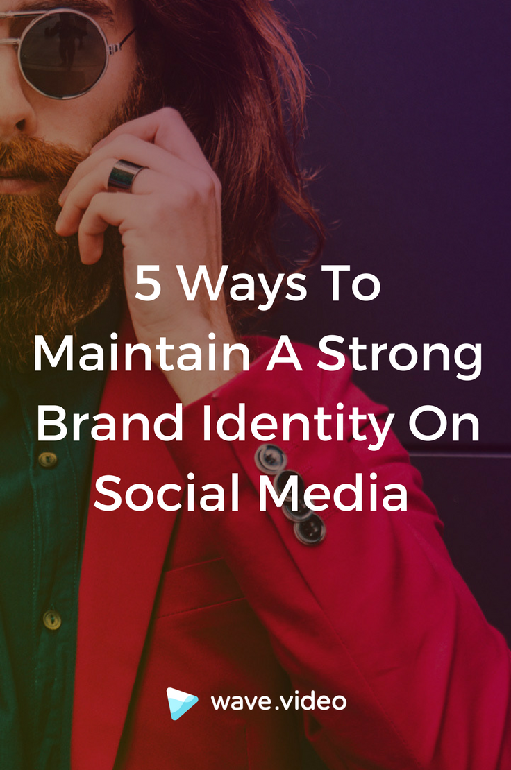 5 ways to maintain social brand identity Pinterest