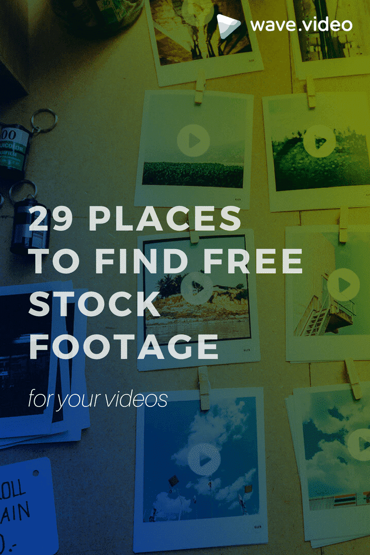 29 Places to Find Free Stock Footage for Your Videos