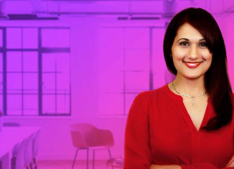 Webinar Create Content at scale with Salma Jaffri