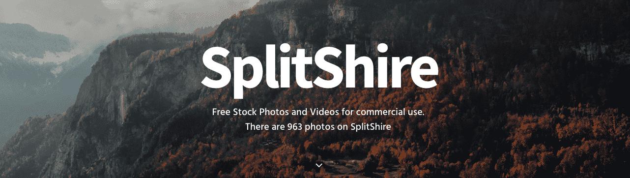 Free stock footage on SplitShire