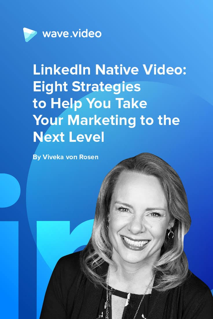 LinkedIn Native Video pin