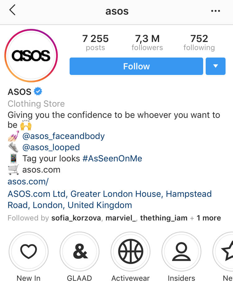 How To Write The Best Instagram Bios For Businesses Animatron Blog