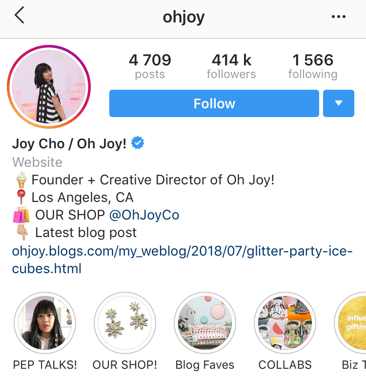 How to Write the Best Instagram Bios for Businesses | Wave video Blog