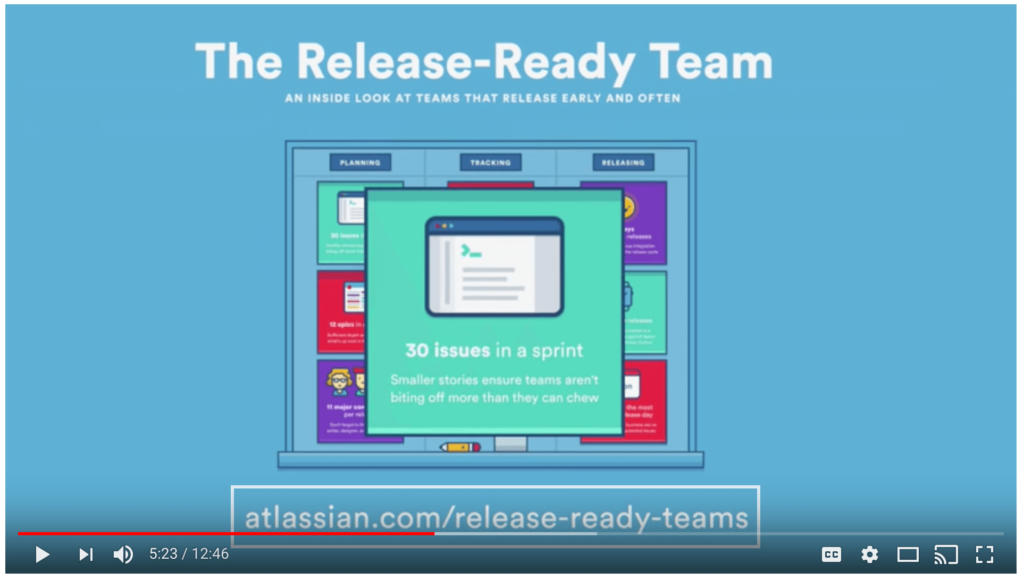 Atlassian product video