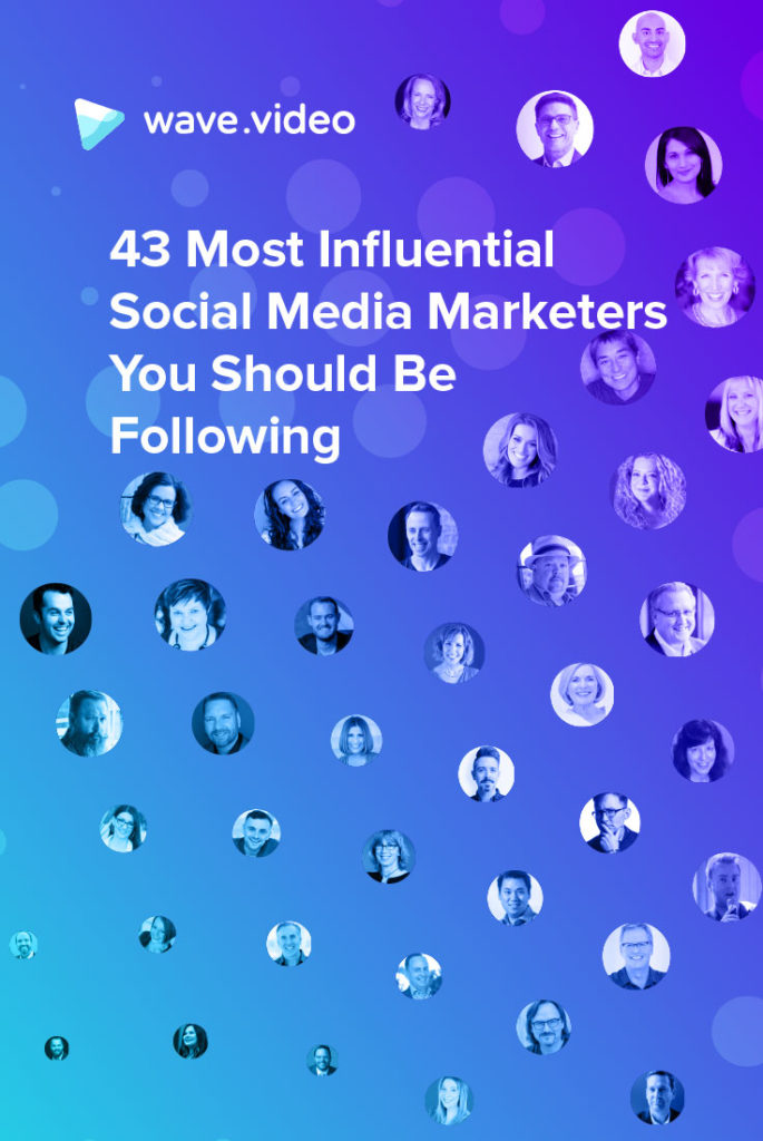 43 Social Media Influencers You Should Be Following