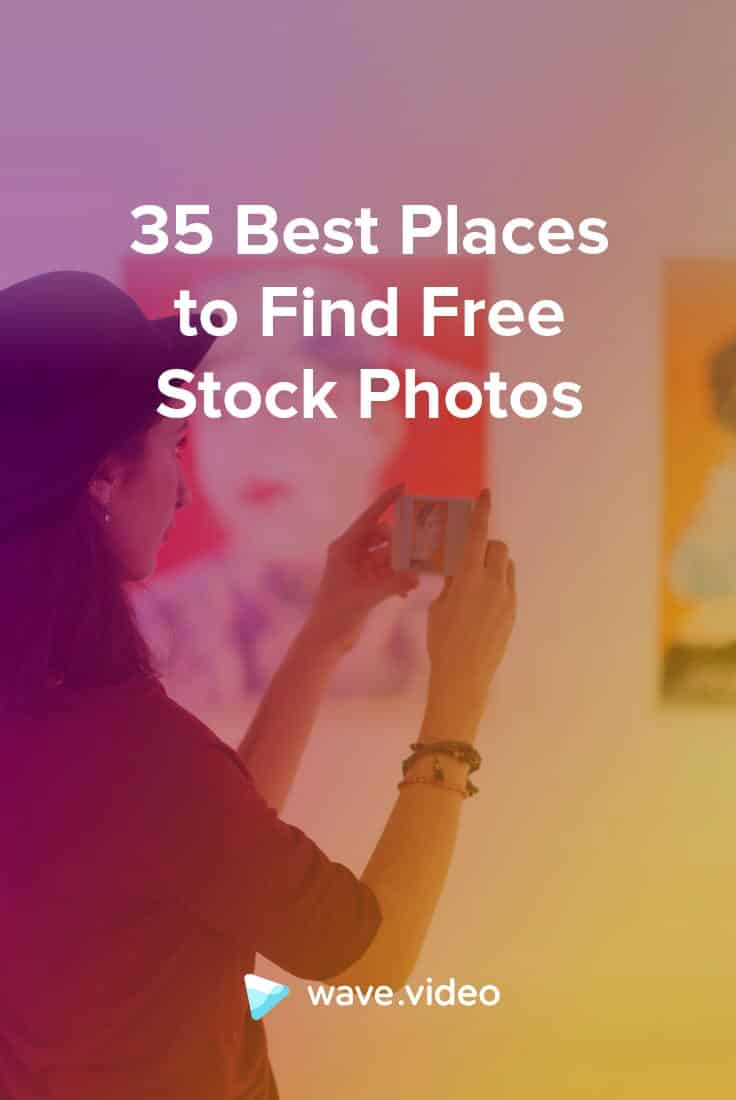 35 Best Places to Find Free Stock Photos