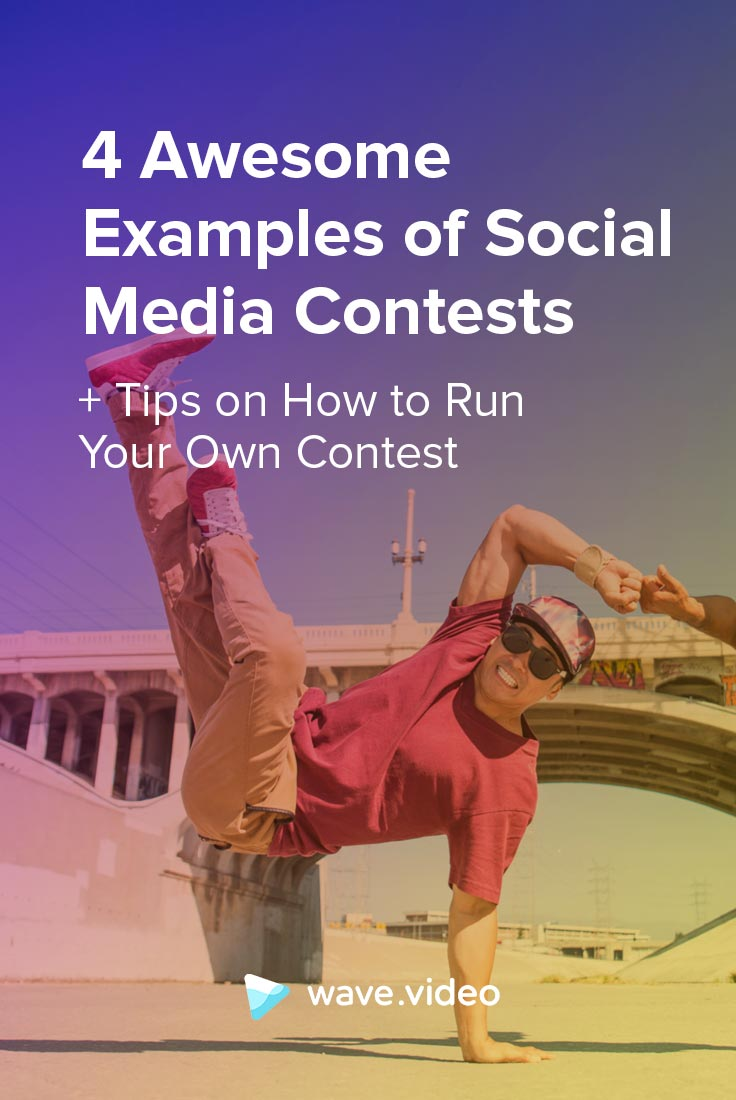 4 Awesome Examples of Social Media Contests
