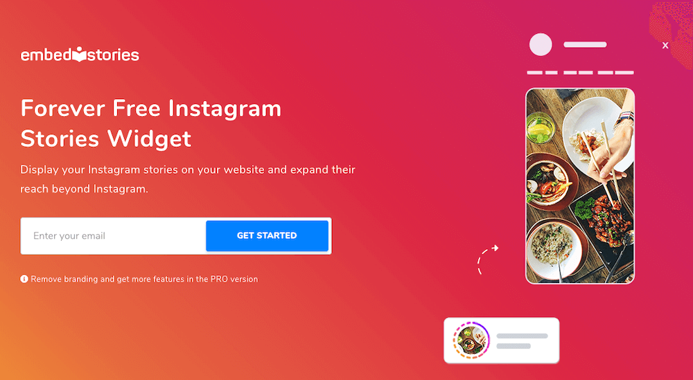 Instagram tools: EmbedSocial