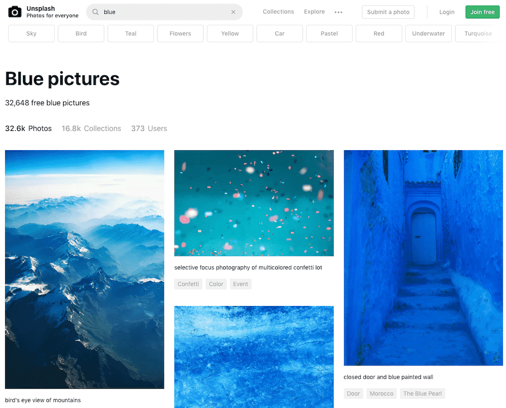 35 Best Places to Find Free Stock Photos | Wave video Blog