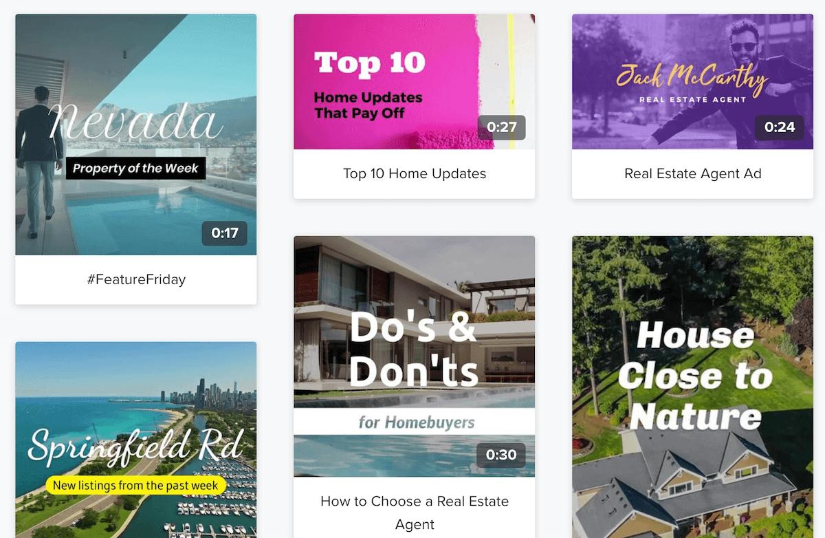 real estate marketing brochures