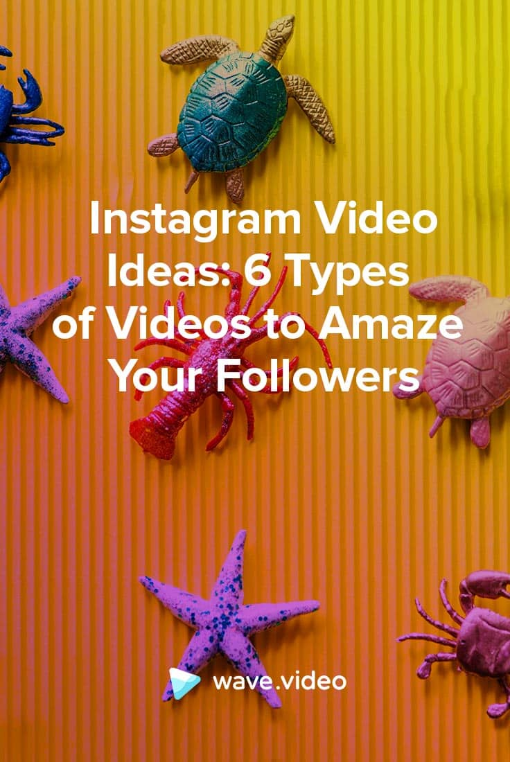 Instagram Video Ideas: 6 Types of Videos to Amaze Your Followers