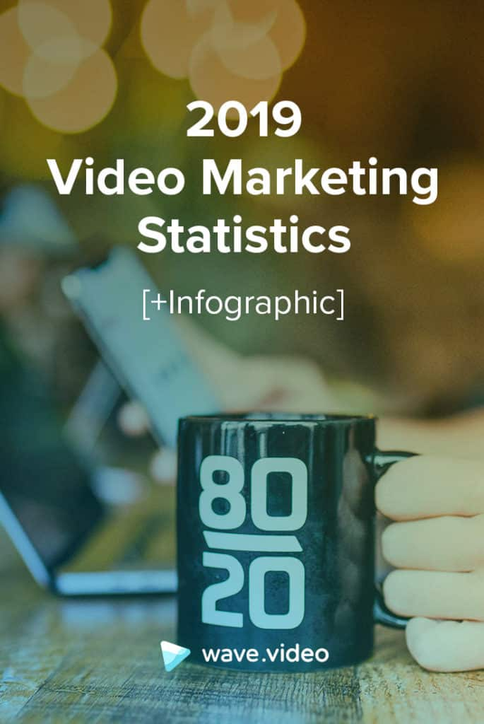 Video Marketing Statistics 2019 + Infographics