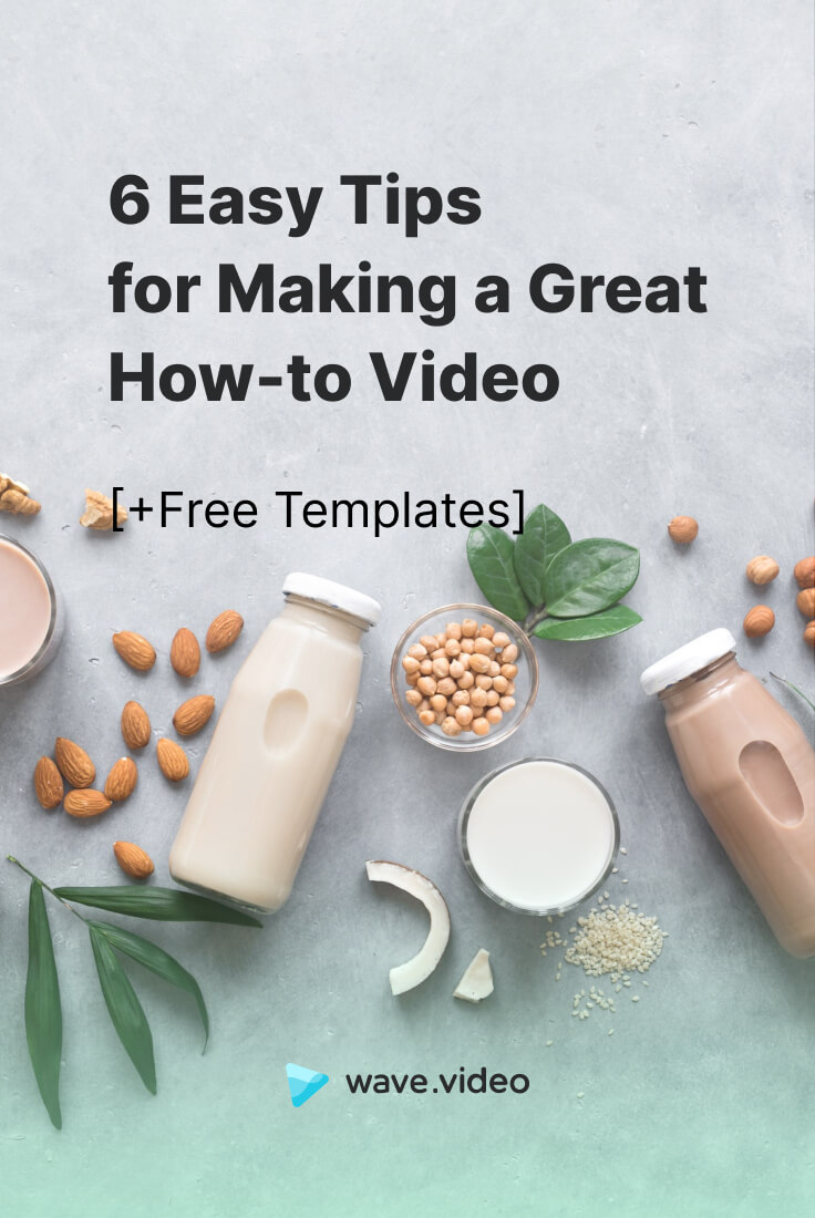Short how-to videos work great to connect to your audience and build trust. Learn simple tips on how to make them.