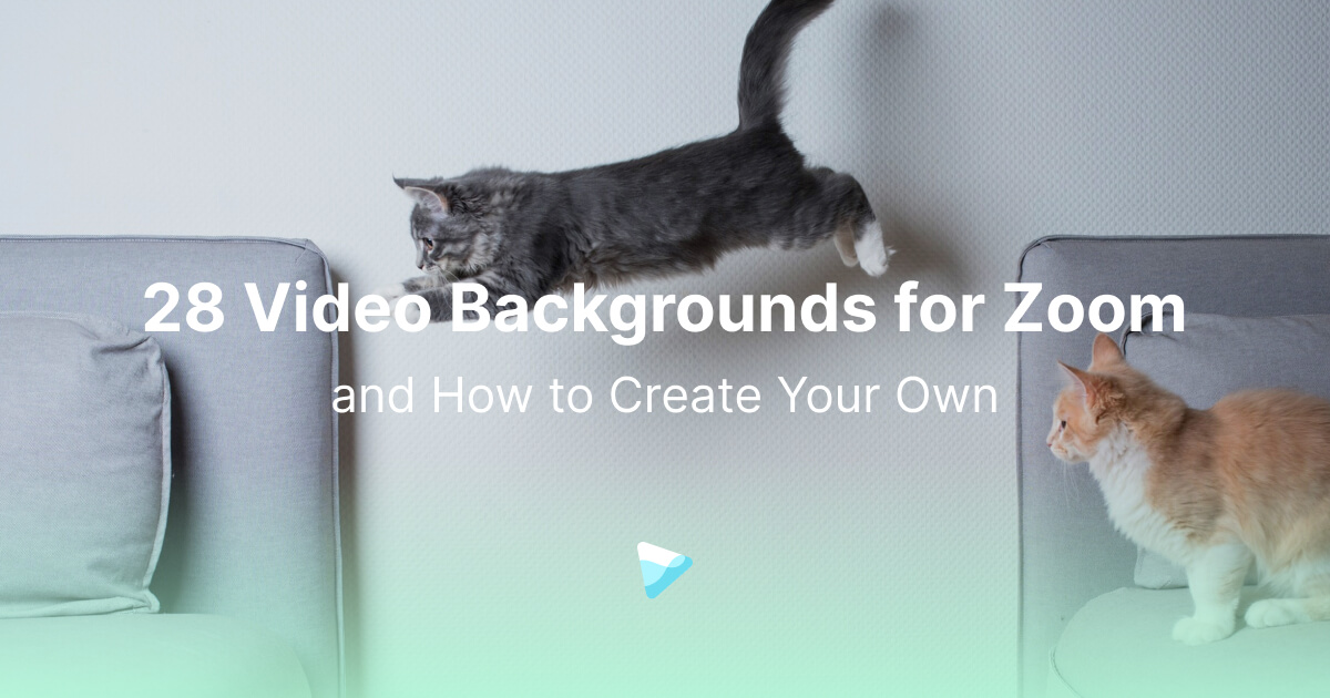 28 Free Video Backgrounds for Zoom and How to Create Your ...