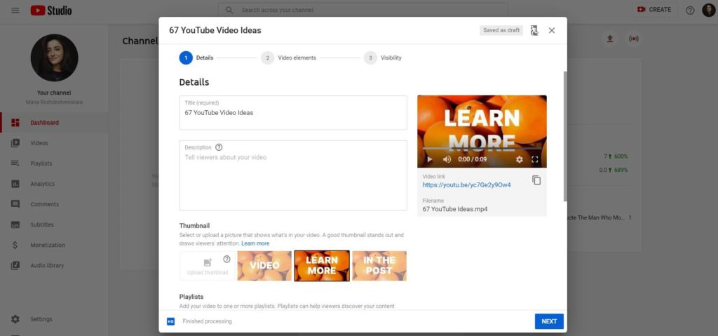 How to share videos - YouTube