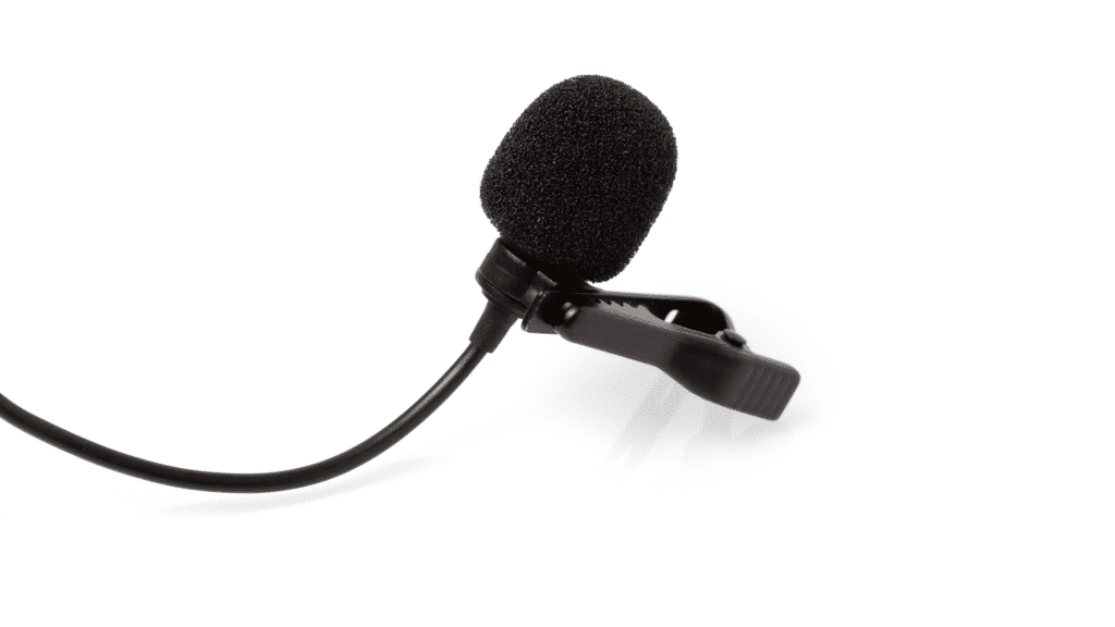 live-streaming-tools-lavalier-mic
