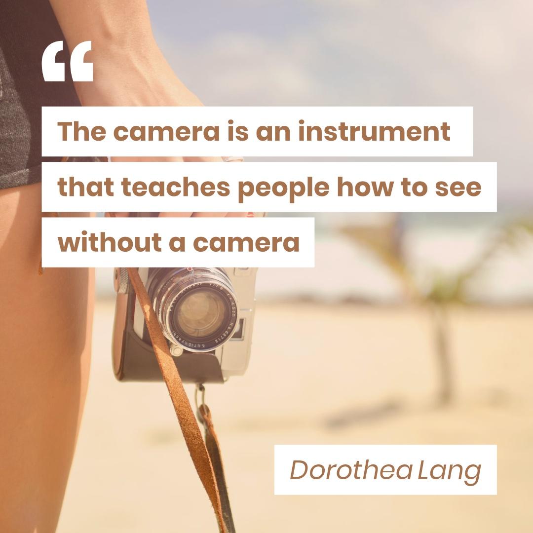 One Scene: National Camera Day