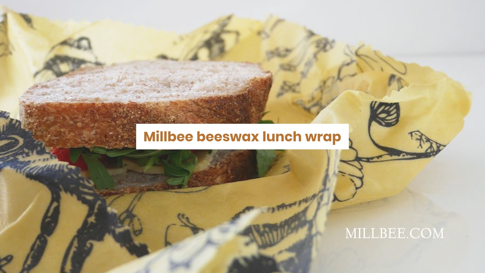 Millbee Beeswax Wraps Video - youtube