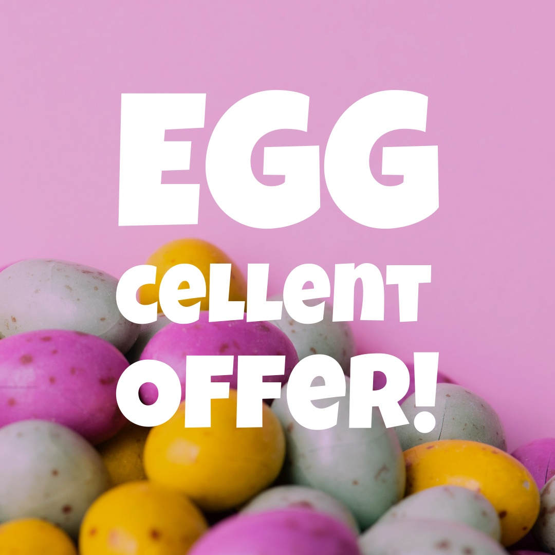 Zoom in/ out: Eggcellent Offer