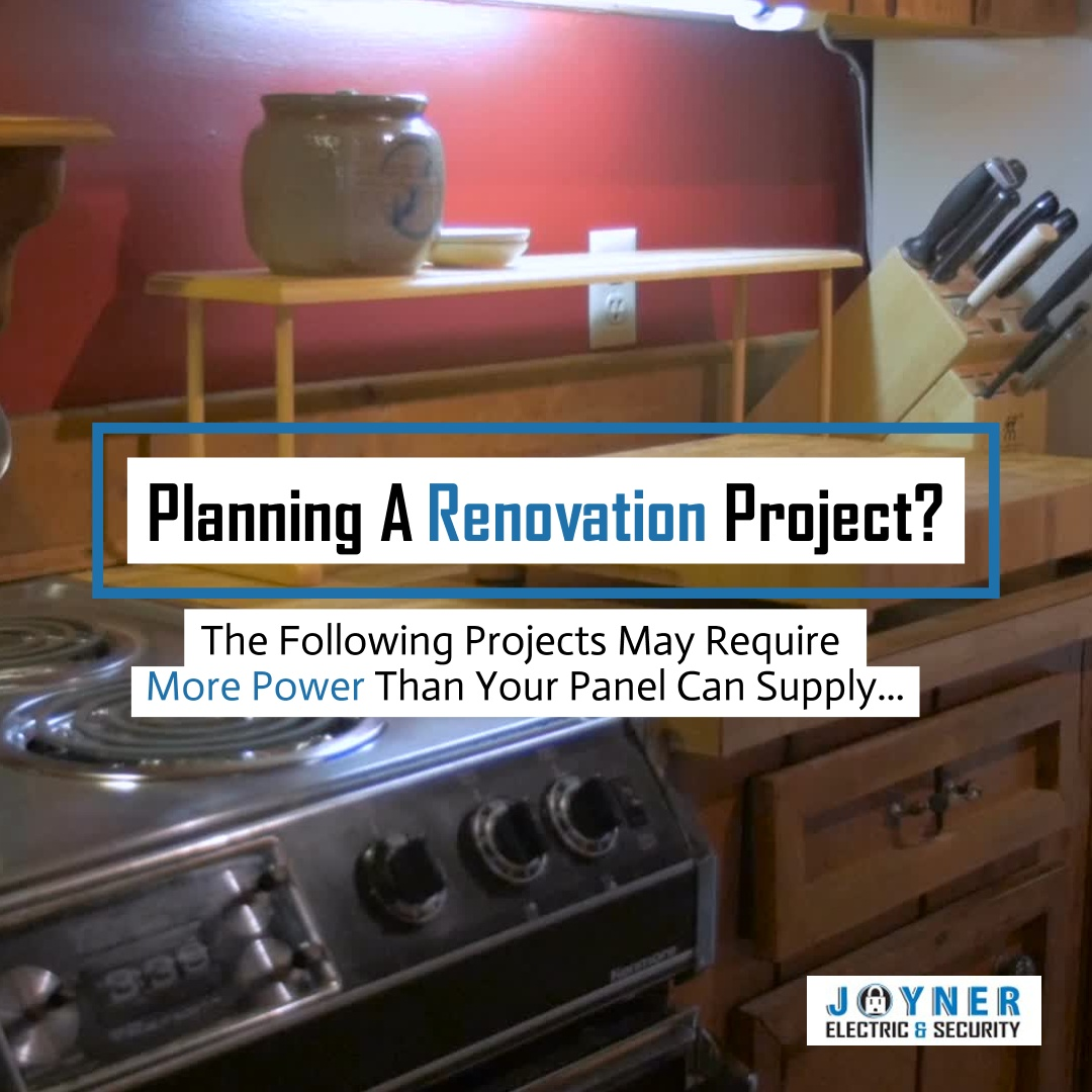 Planning A Renovation Project?