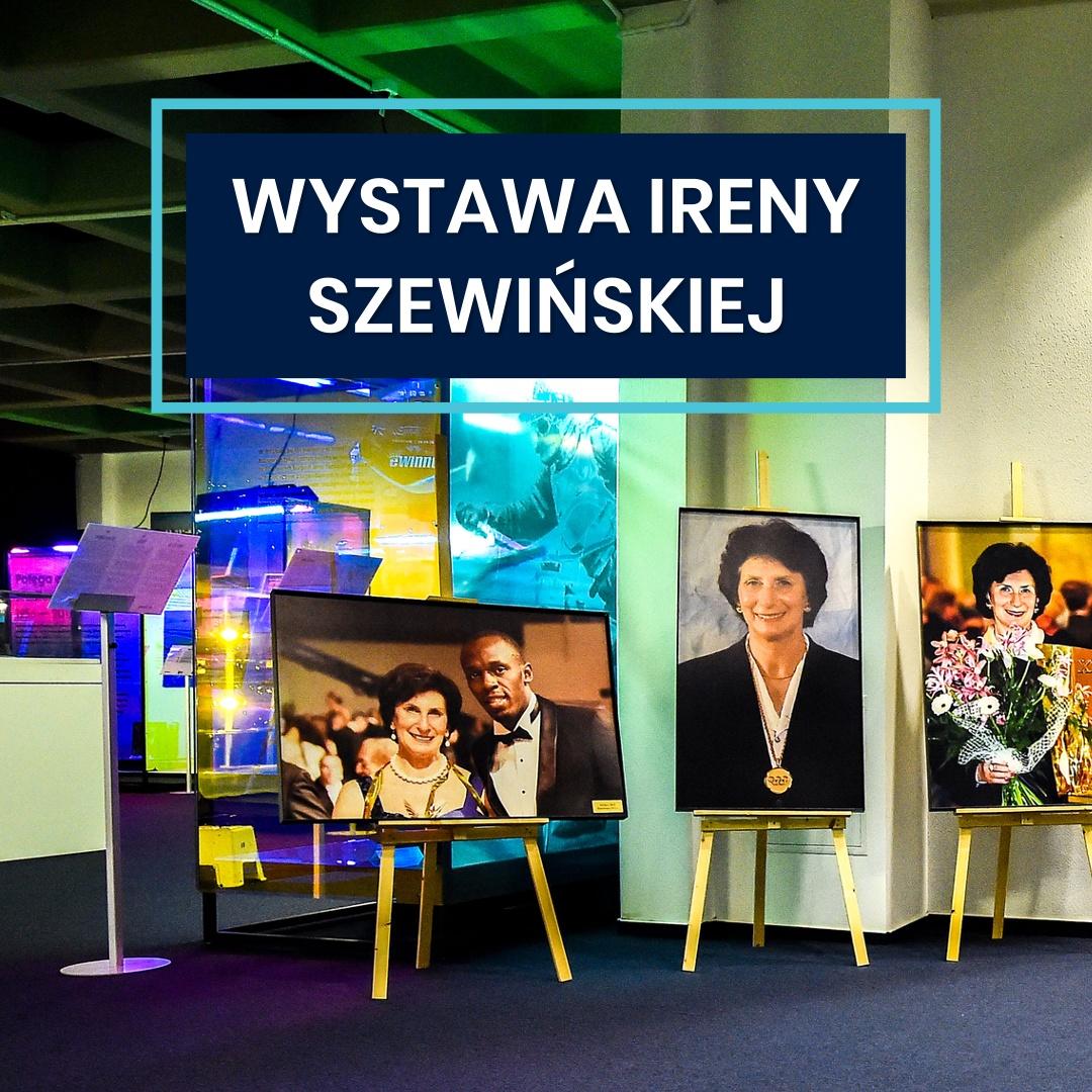 Wystawa I. Szewisnkiej