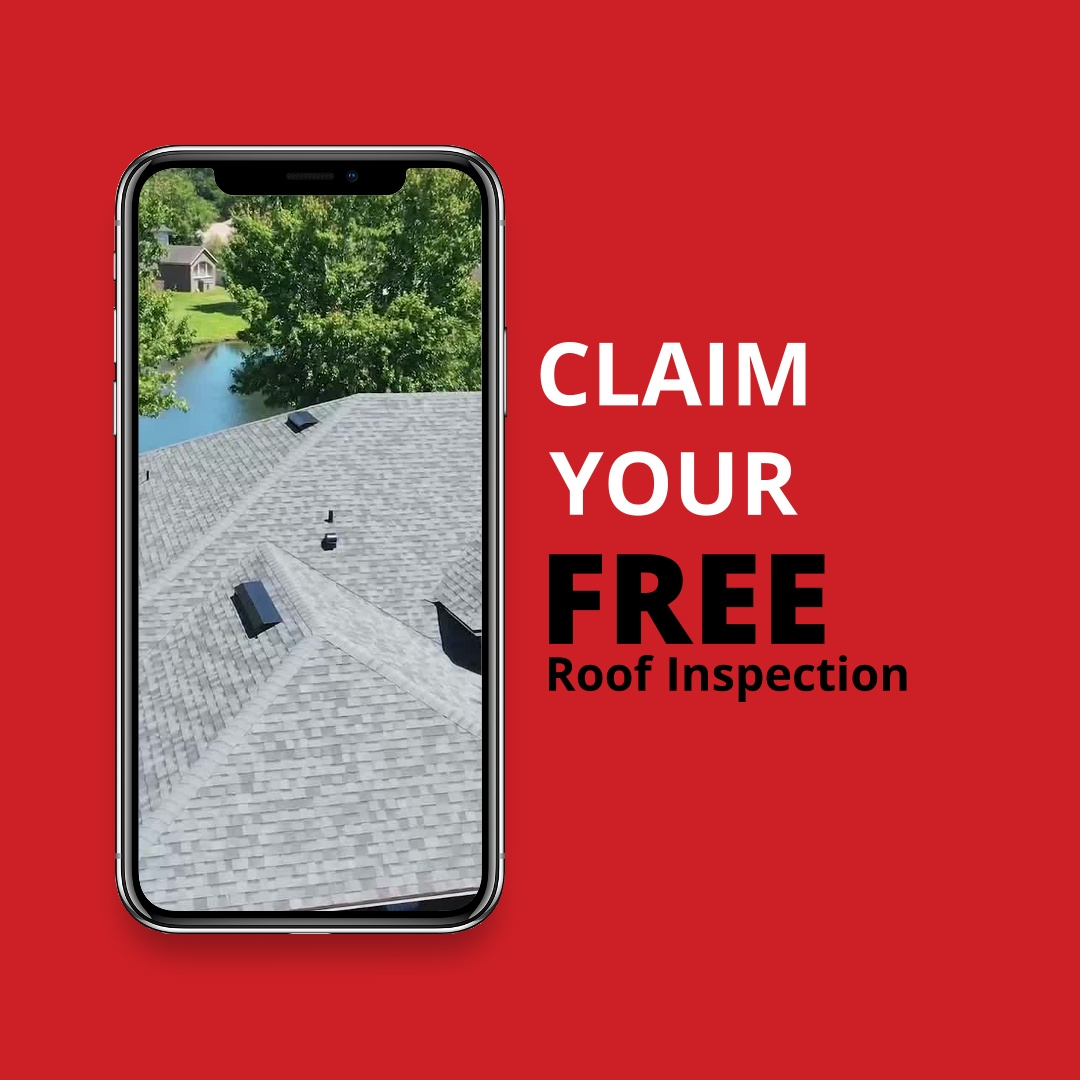 CLAIM FREE ROOF INSPECTION