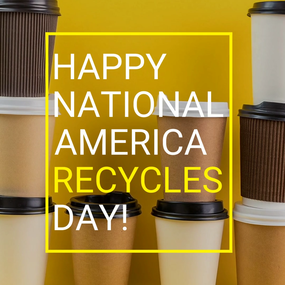 National America Recycles Day