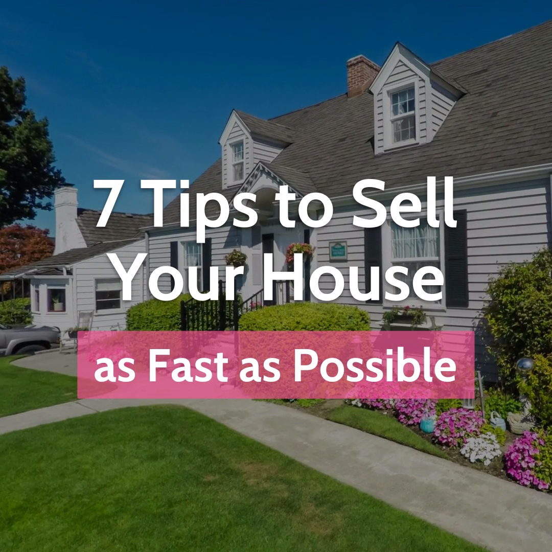 Real estate video_ 7 tips for selling your house