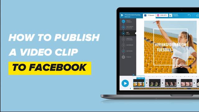 publish to facebook