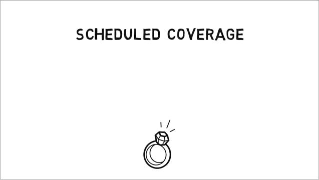 Scheduled Coverage InsuranceTV