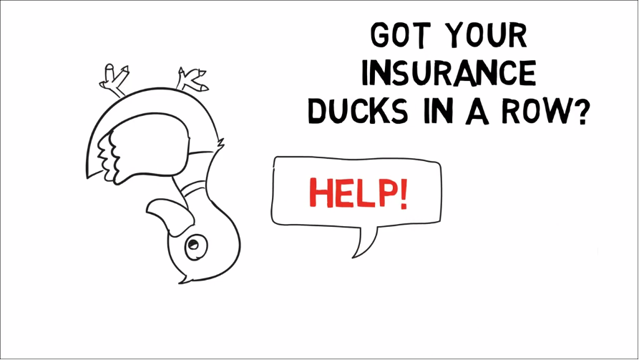 Ducks in a row InsuranceTV