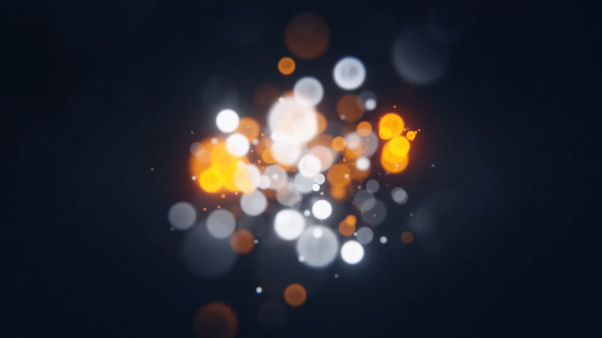 VIDDYOZE-Atmospheric Bokeh Particles Intro