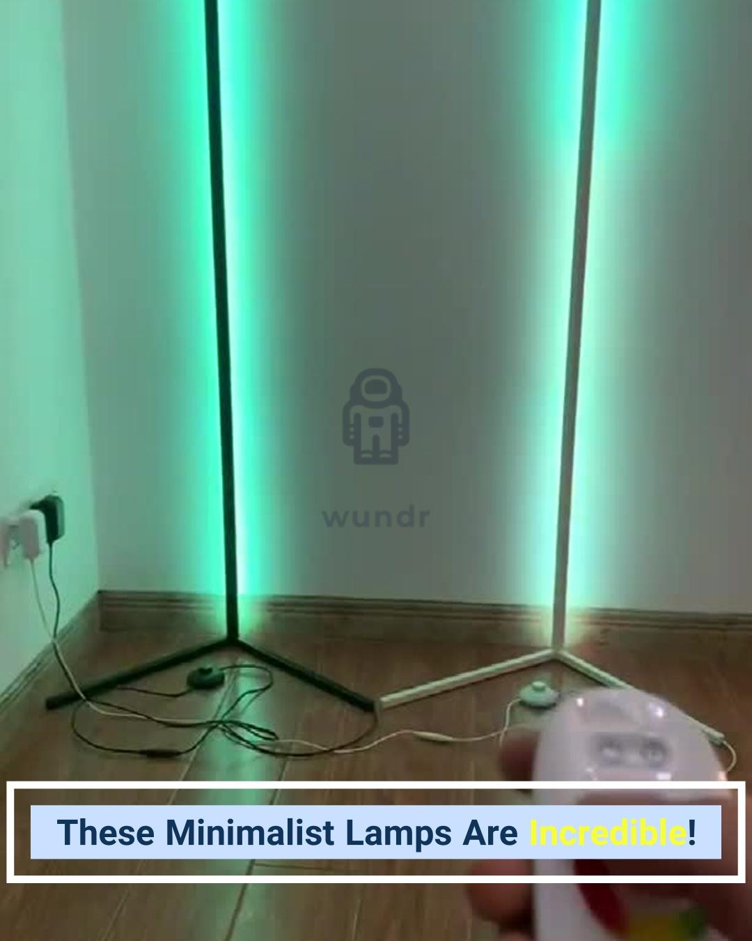 RGB Floor Lamp