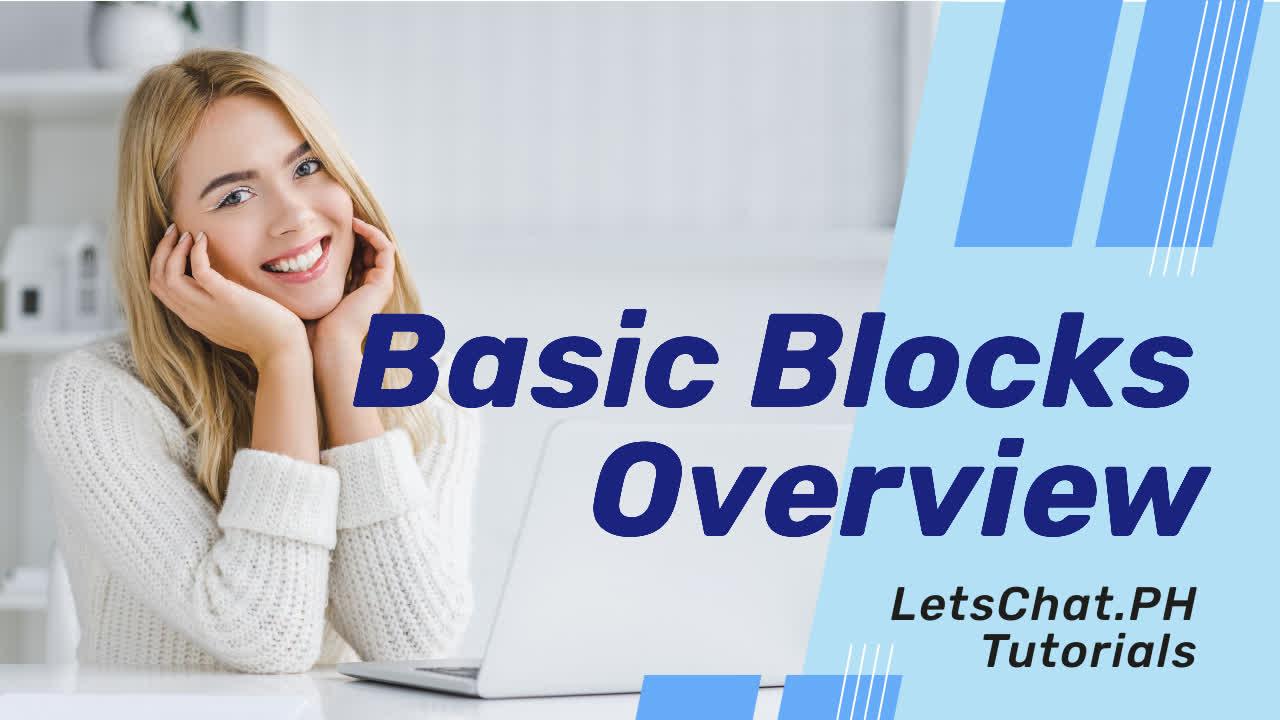 Basic Blocks Overview