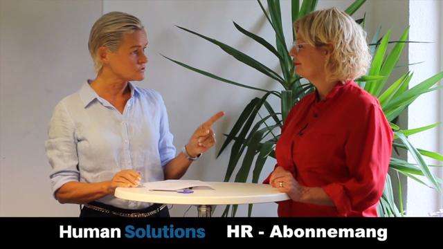 HR-Abonnemang Human Solutions