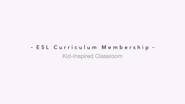 Curriculum Membership Promo