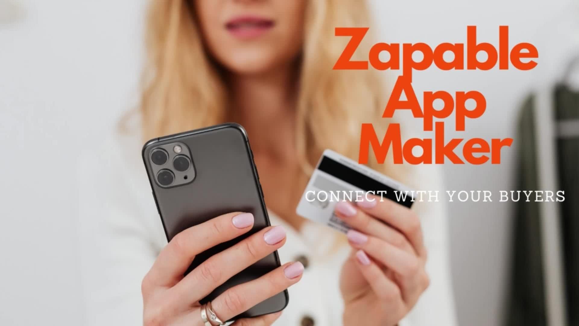 Zapable App Builder Demo