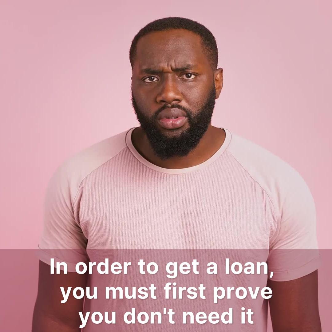 Get a loan meme