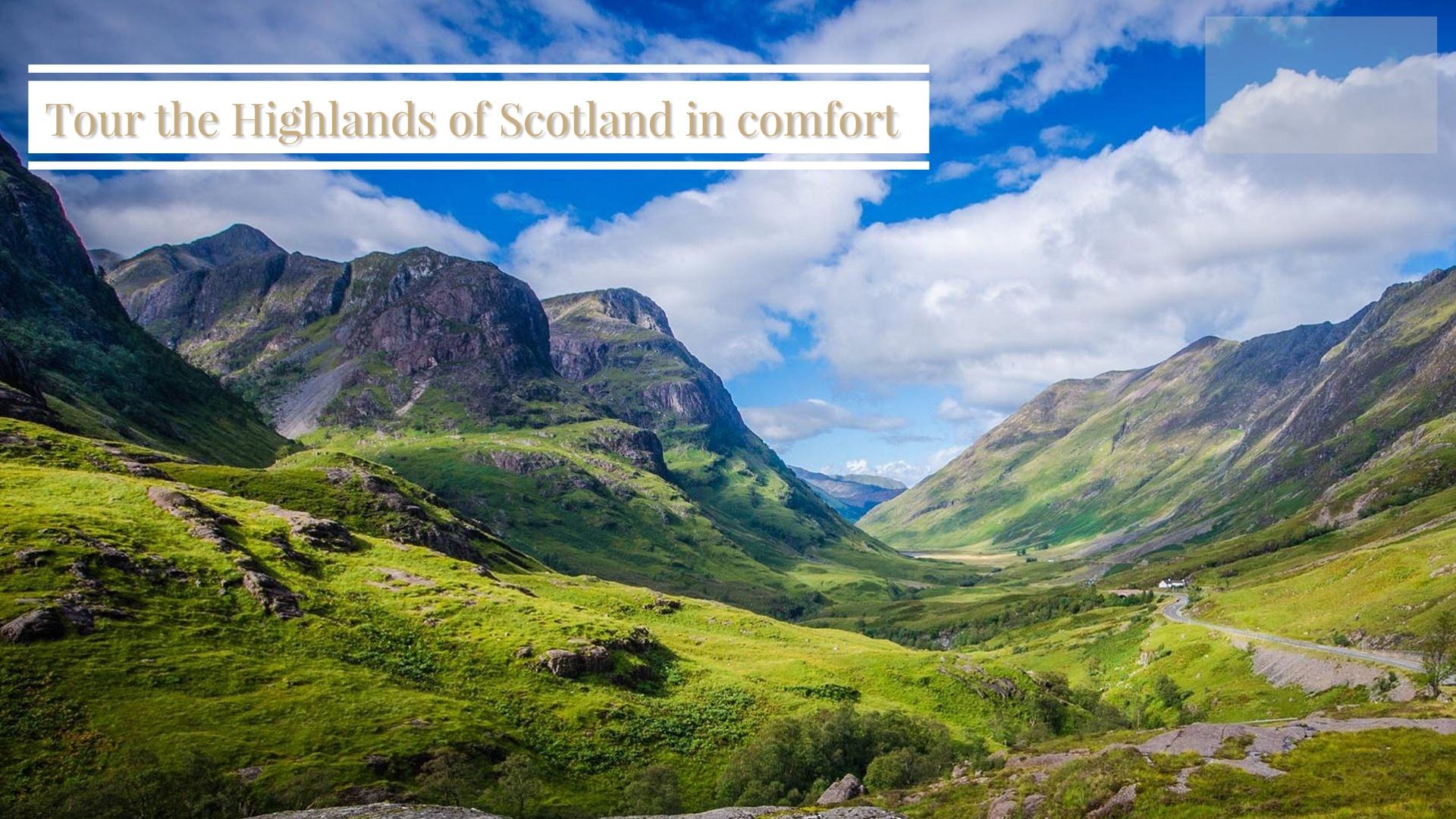 Majestic Highland Tours