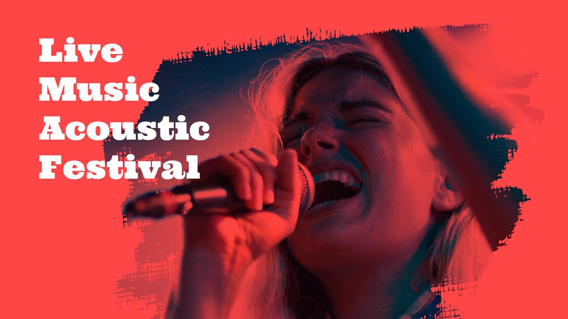 Wallpaper: Live Music Festival