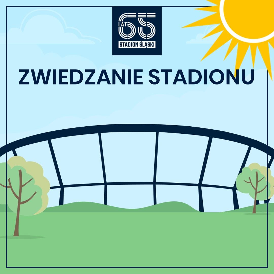 Letnie zwiedzanie Stadionu strona www
