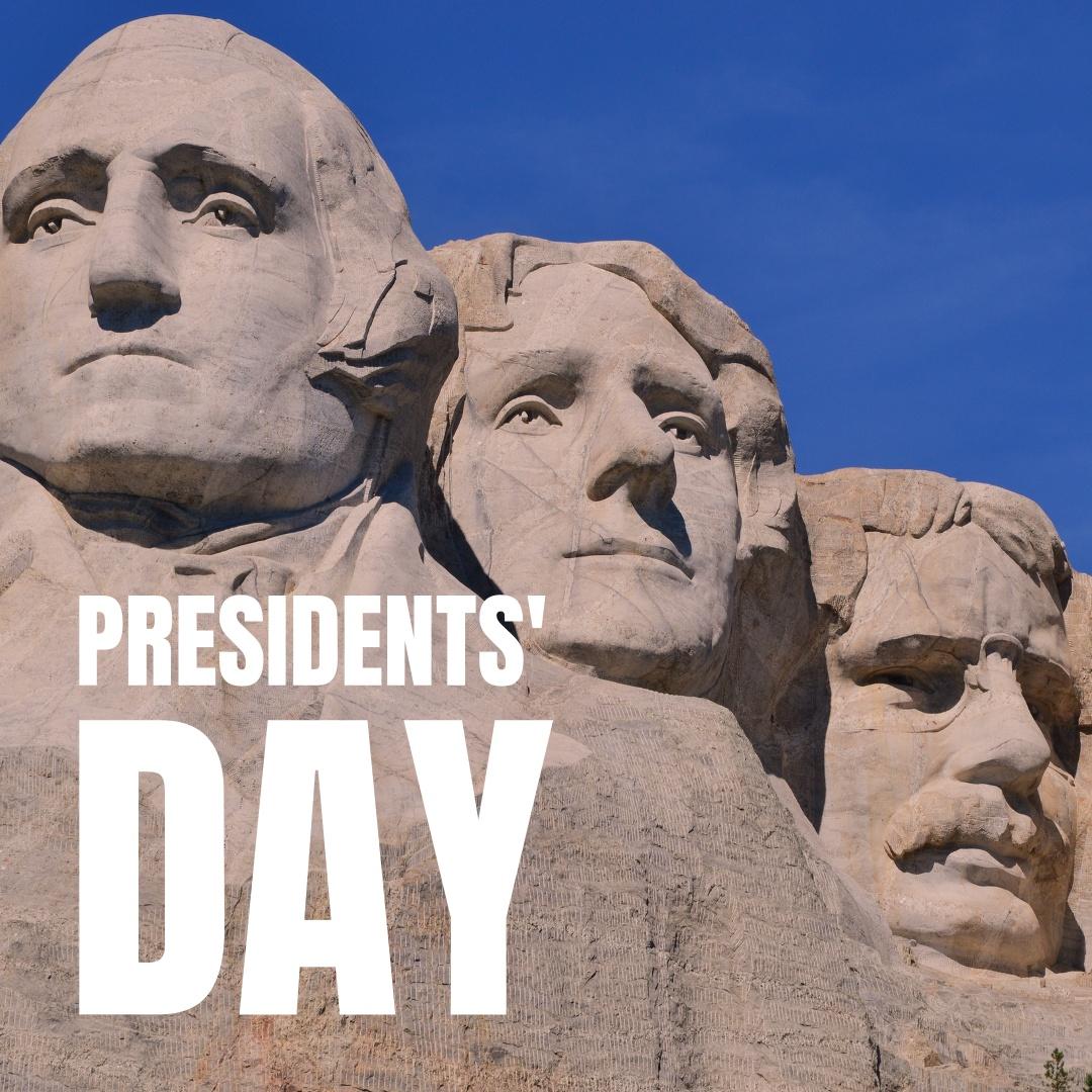 Cross Dissolve: Presidents' Day Deal
